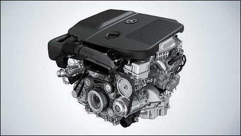 2.1L Twin-Turbocharged Diesel I4