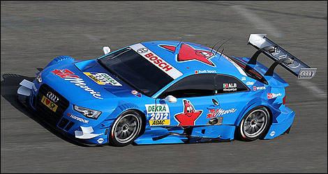 DTM Felipe Albuquerque Leads Day In Hockenheim Industry Auto - Audi albuquerque
