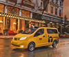 Nissan unveils taxi of tomorrow