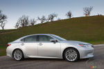 Lexus Unveils All-New 2013 ES 350 and First-Ever ES 300h Hybrid in New York