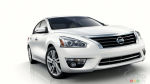 All-New 2013 Nissan Altima unveiled at the New York International Auto Show