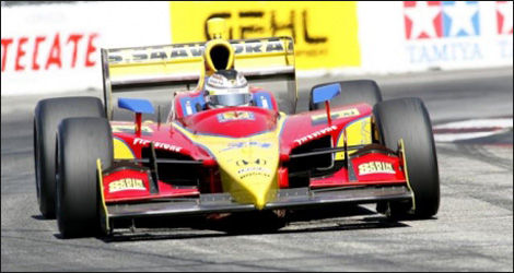 Conquest Racing courait en IndyCar avant (Photo: Conquest Racing)