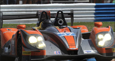 La Morgan-Judd No. 37 P2 de Conquest Racing (Photo: Conquest Racing)