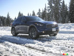 Infiniti FX35 �dition Limit�e 2012�: essai routier