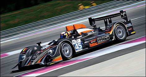 ELMS Boutsen Ginion Racing