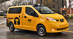 Nissan NV200 to become exclusive taxicab of New York