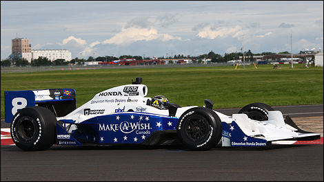 IndyCar Paul Tracy