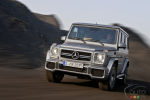 Mercedes introduces 2013 G63 AMG