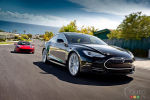 2013 Tesla Model S Preview (video)