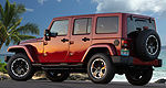 2012 Jeep Wrangler Unlimited Altitude: Newest Jeep on the block