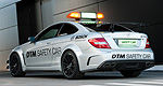 DTM chooses Mercedes-Benz's C 63 AMG for safety car
