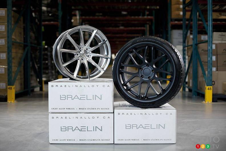 Winter Tires Quebec >> Fastco Canada launches Braelin (video) | Car News | Auto123