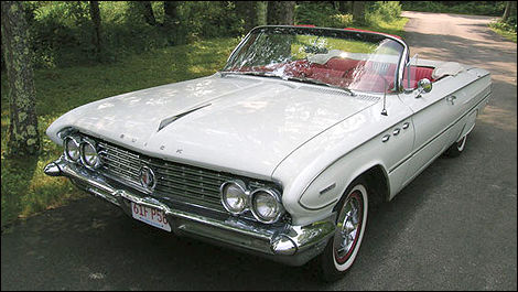 Buick Invicta Convertible Coupé 1961