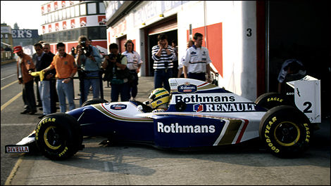 F1 Remembering Ayrton Senna Car News Auto123