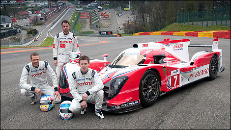 Toyota WEC Spa-Francorchamps