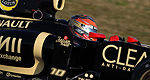 F1: Romain Grosjean is fastest again at Mugello