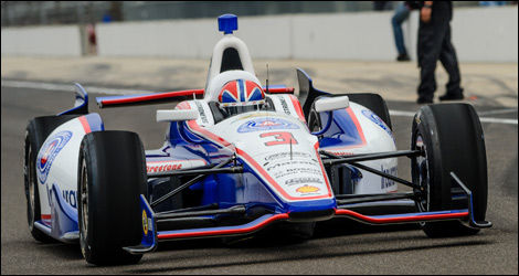 IndyCar Helio Castroneves