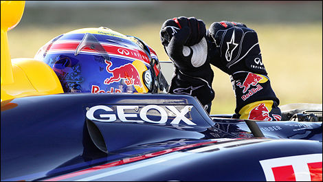 Mark Webber (Photo: WRi2)
