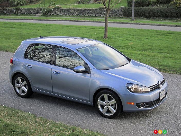 Nissan Leaf 2 Review >> 2012 Volkswagen Golf 2.5L Sportline 5-Door   Car News   Auto123