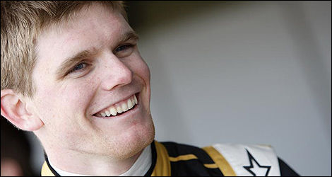 GP3 Conor Daly