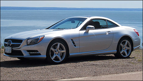 2013 Mercedes-Benz SL 550