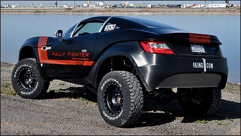 Local Motors Rally Fighter First Impressions Editor S Review Car