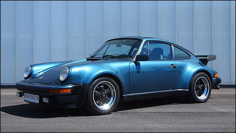 1979 Porsche 911 Turbo Bill Gates