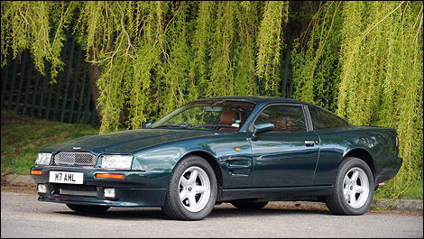 1994 Aston Martin Virage Limited Edition Coupe