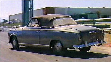 Top Columbo and his Peugeot 403 Cabriolet | Car News | Auto123 #QL_26