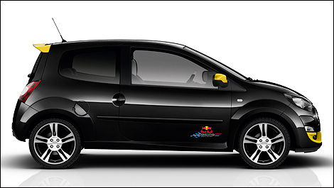 Renault Twingo RS Red Bull