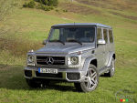 2013 Mercedes-Benz G-Class First Impressions
