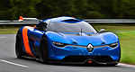Alpine A110-50 concept highlights 50-year heritage