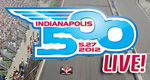 Indy 500: La course en direct depuis Indianapolis !