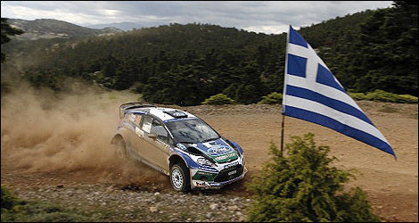 Petter Solberg WRC Ford