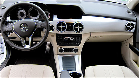 2013 Mercedes-Benz GLK-Class First Impressions Editor\'s Review | Car ...