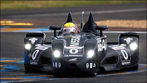 Deltawing Nissan WEC