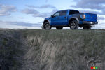 Ford F-150 SVT Raptor SuperCrew 2012 : essai routier (vid�o)