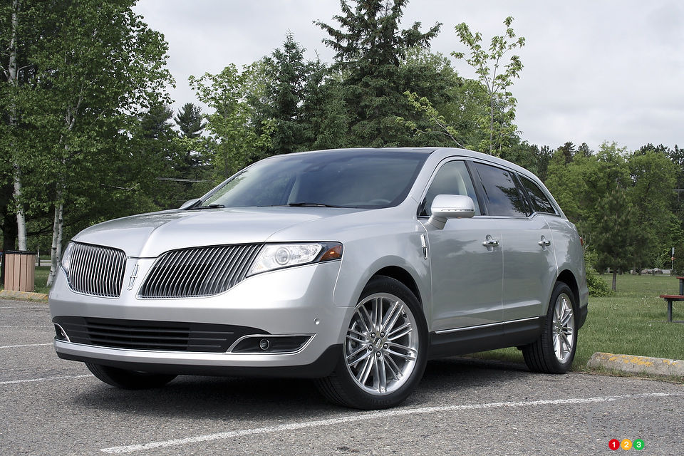 lincoln mkt 2013 actualit s automobile auto123. Black Bedroom Furniture Sets. Home Design Ideas