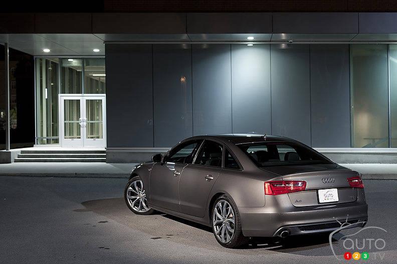 2012 Audi A6 3.0 TFSI quattro Premium Plus   Car News ...