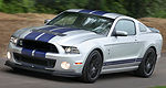 Shelby GT500 aims to make history at Goodwood