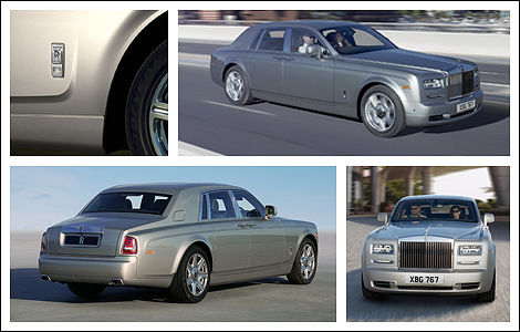 Rolls Royce Phantom Series II 2013