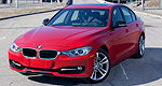 Impressive fuel economy from 2012 BMW 335i