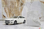Mercedes-Benz CLS Shooting Brake: from concept to reality