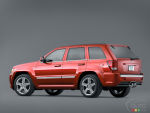 Jeep Grand Cherokee SRT8 2006-2010 d'occasion