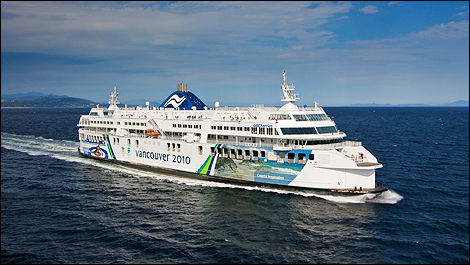 BC Ferry Services Inc