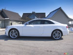 2012 Audi S5 coupe Review