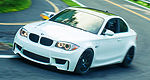 BMW 1M Coupe: an adrenaline rush (video)