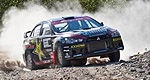 Rally America: Antoine L'Estage holding on New England Forest Rally lead