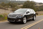 2013 Toyota Venza Preview