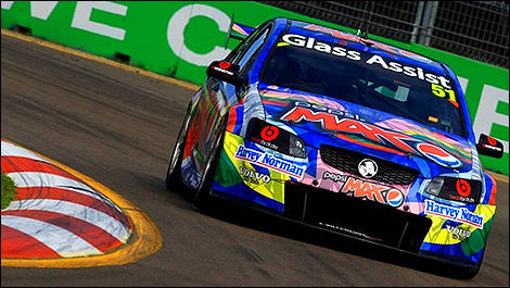 V8 Supercars Jacques Villeneuve